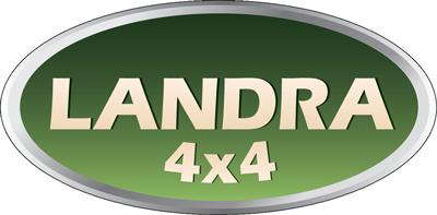 landra.lt logo - Land Rover dalys ir aksesuarai